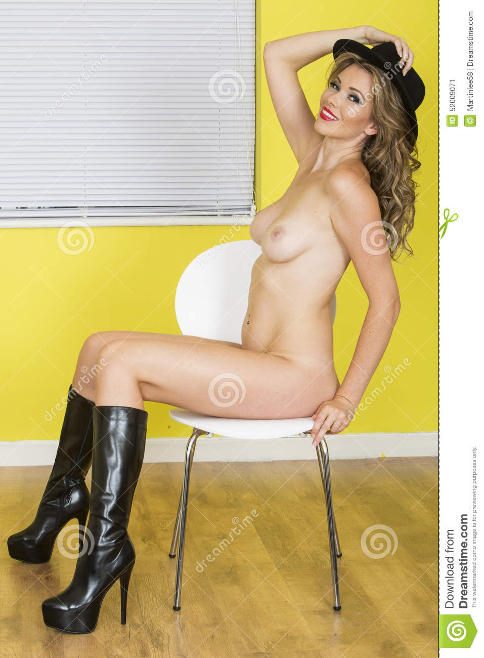 First Time Anal Wearing Boots 110