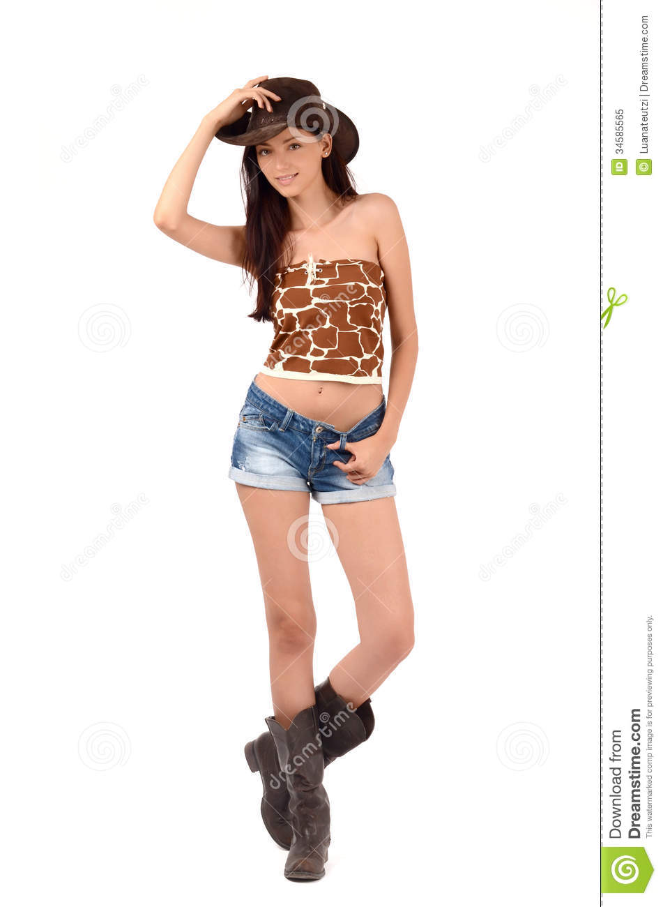 sexy american cowgirl with shorts and boots and a cowboy cowboy boots pictures clip art free Cowgirl Boots