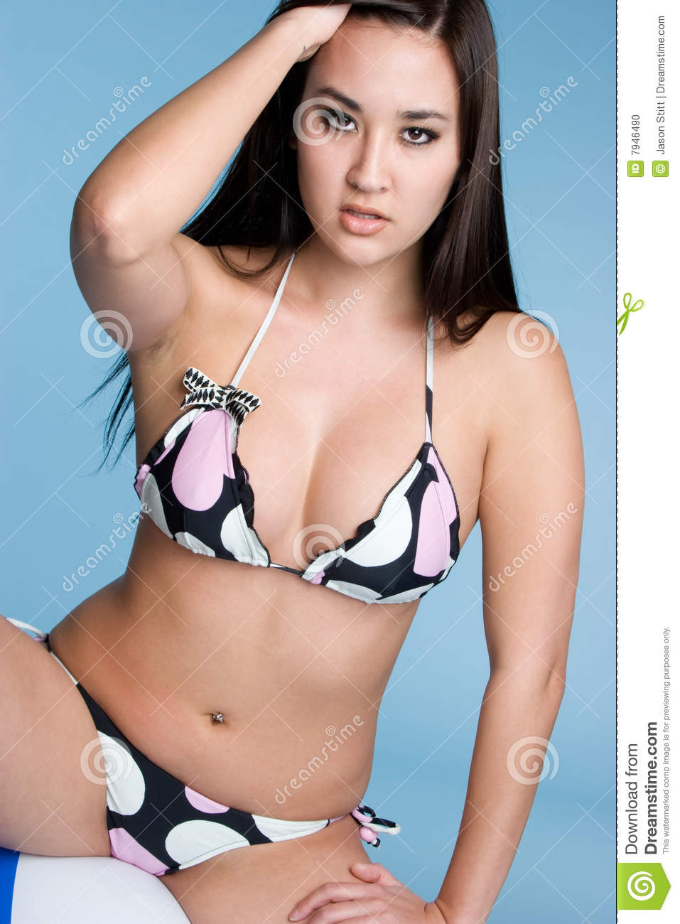 Photos asians koreans swimsuits