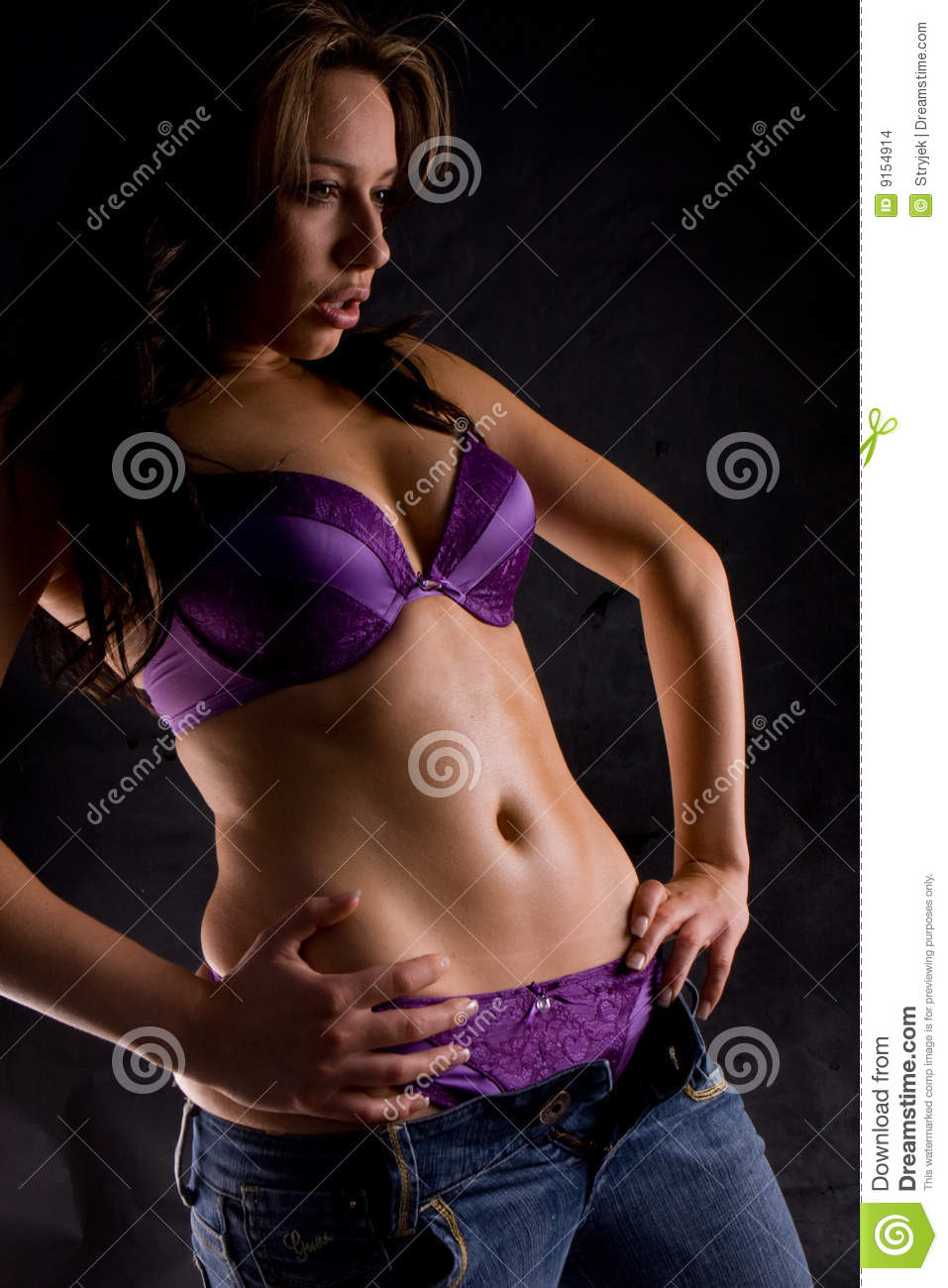 Sexy Belly Stock Images - Image: 9154914