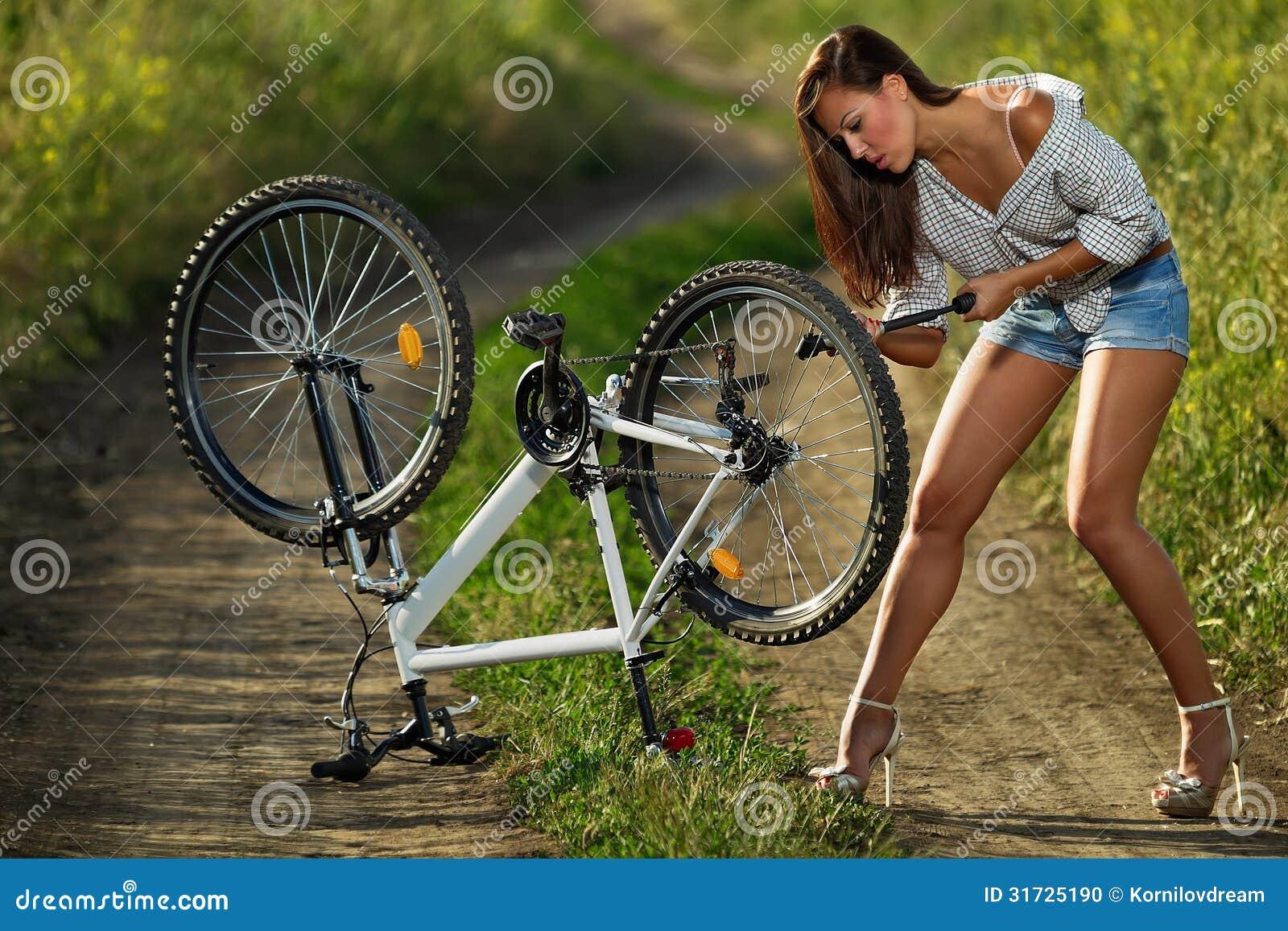 Naked Girl On Bike Porn Videos Pornhubcom