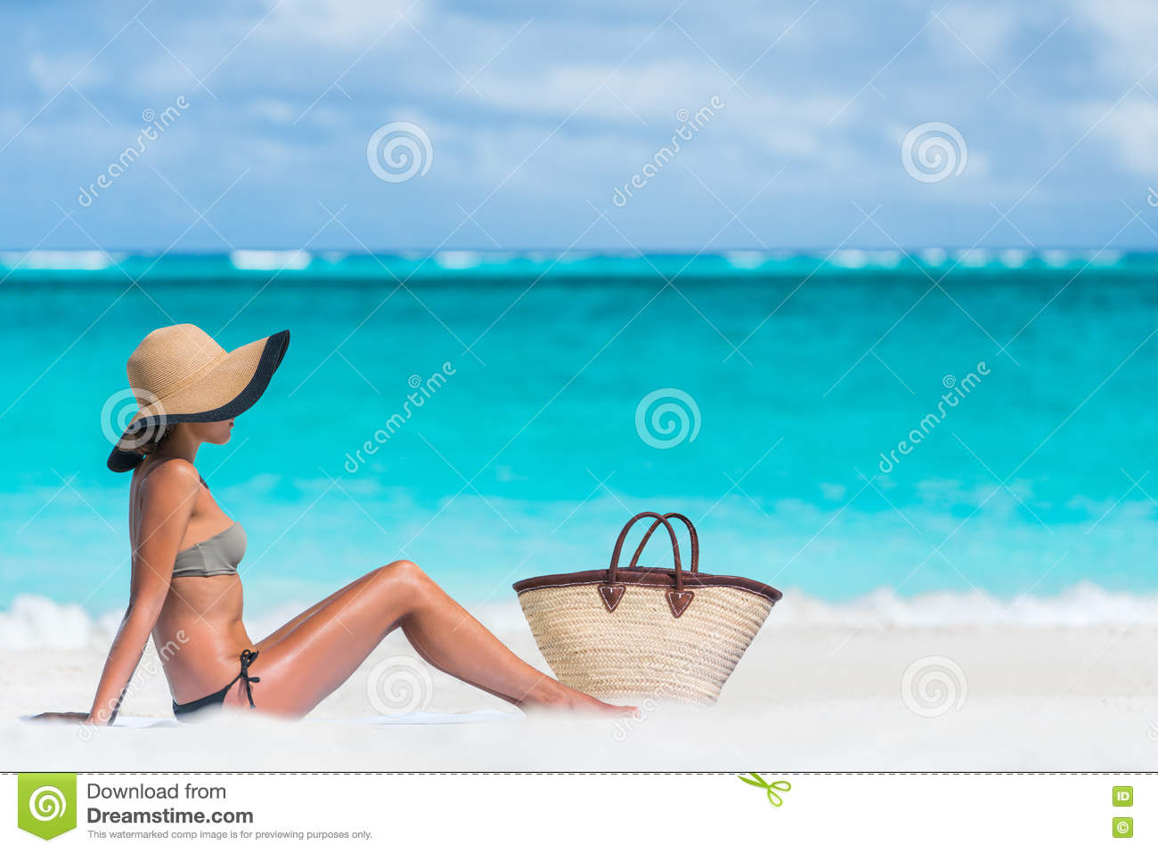 adult female vacation