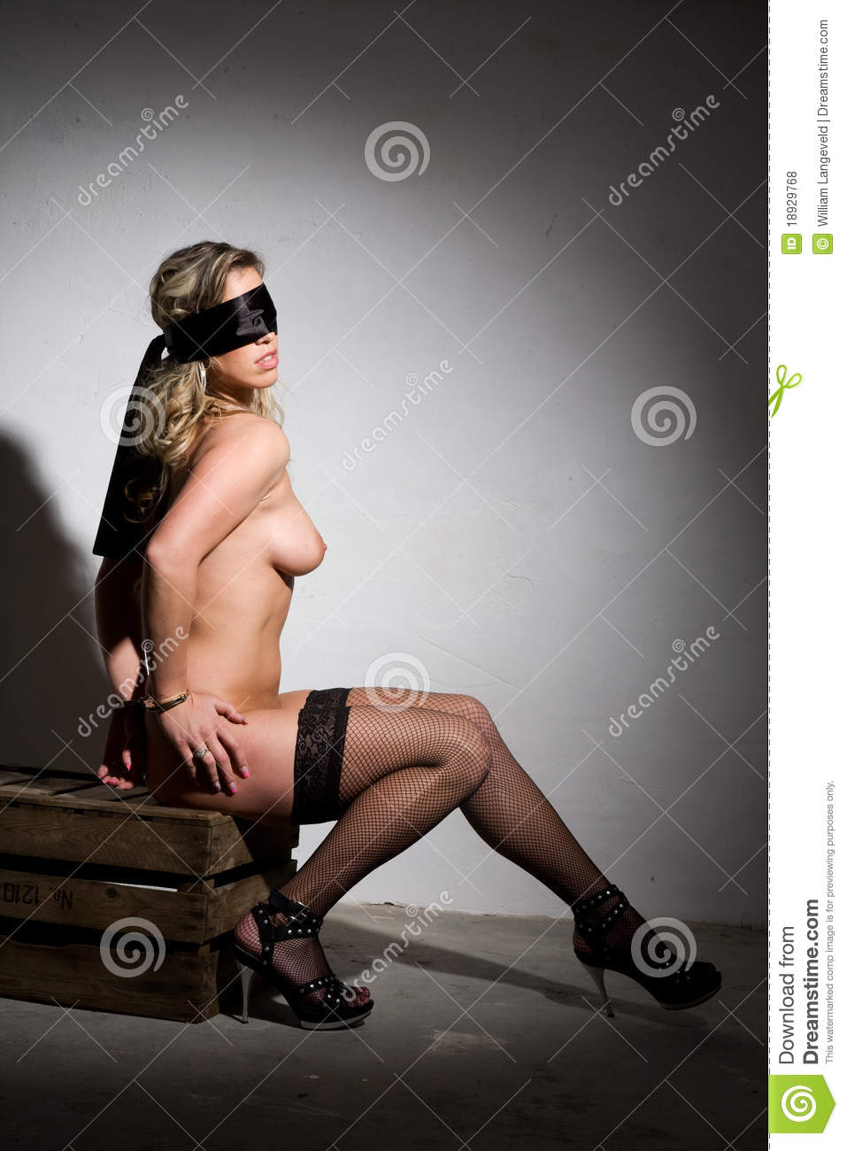 free bound blindfolded bondage
