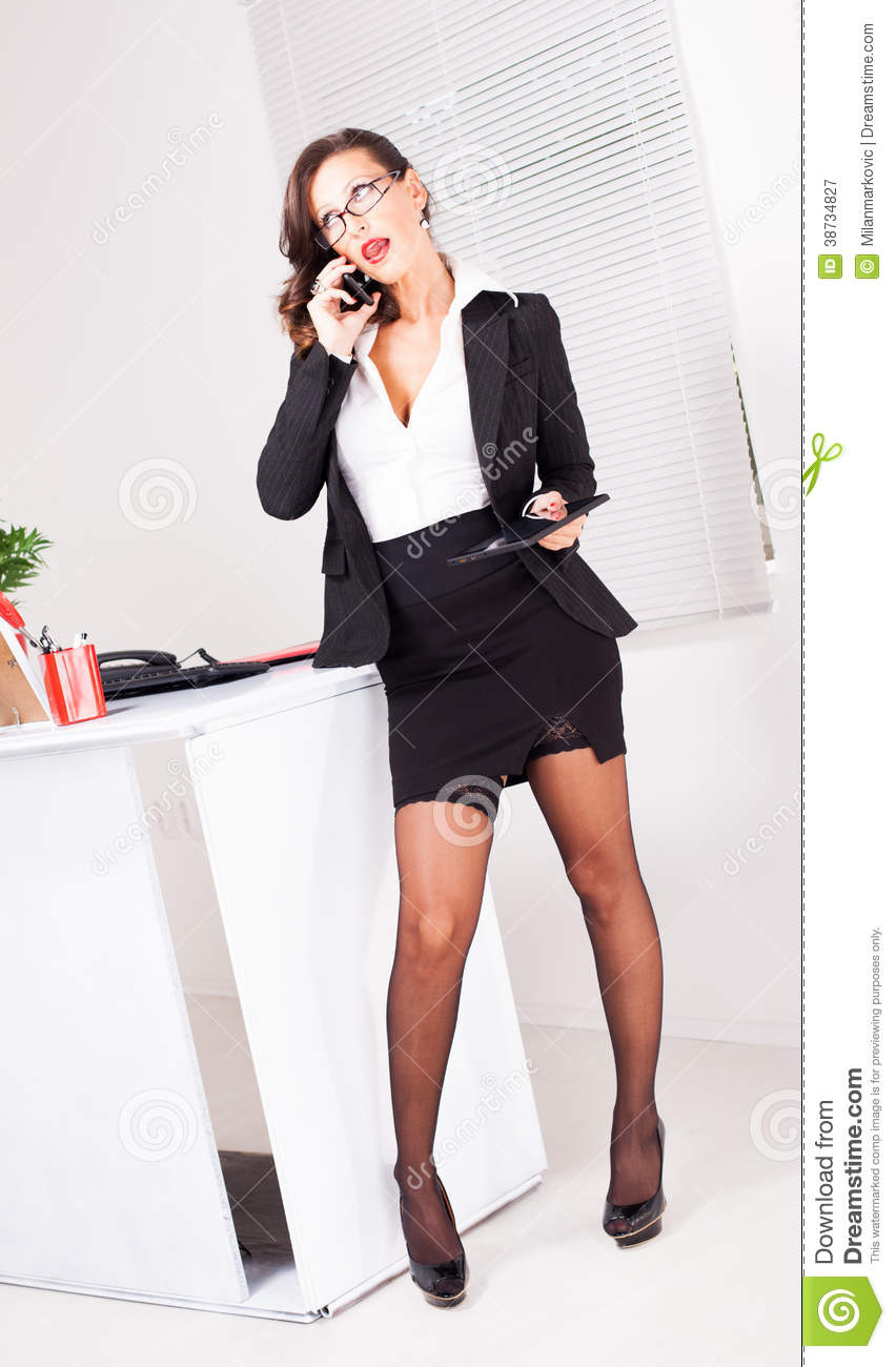 Business Woman Royalty Free Stock Photography - Image -6340
