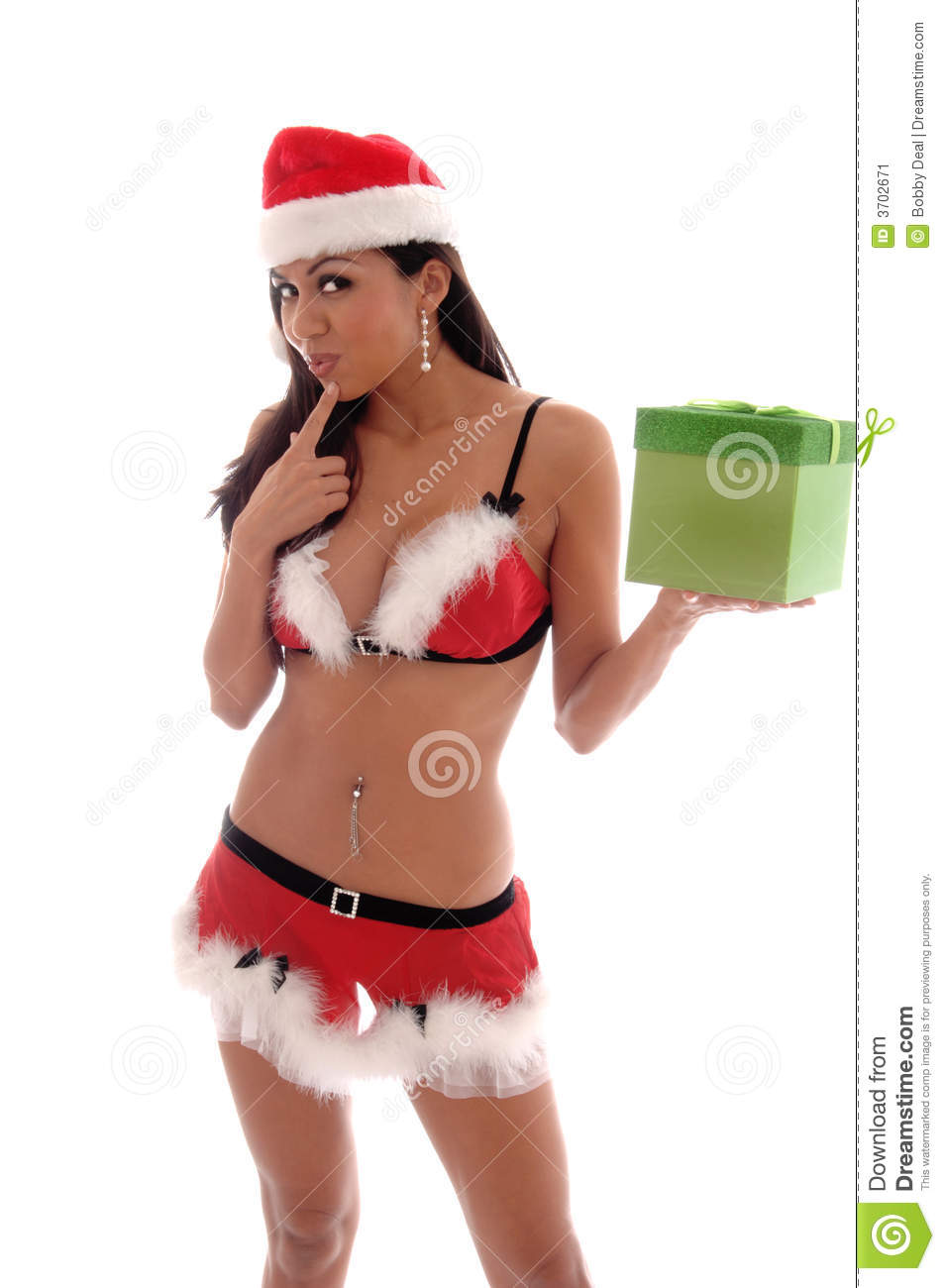 Sexy christmas elf nackt photo
