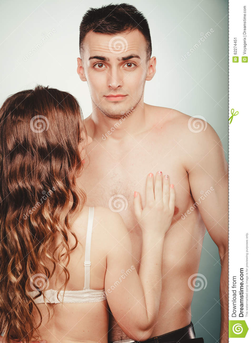 Hot Man And Woman Naked