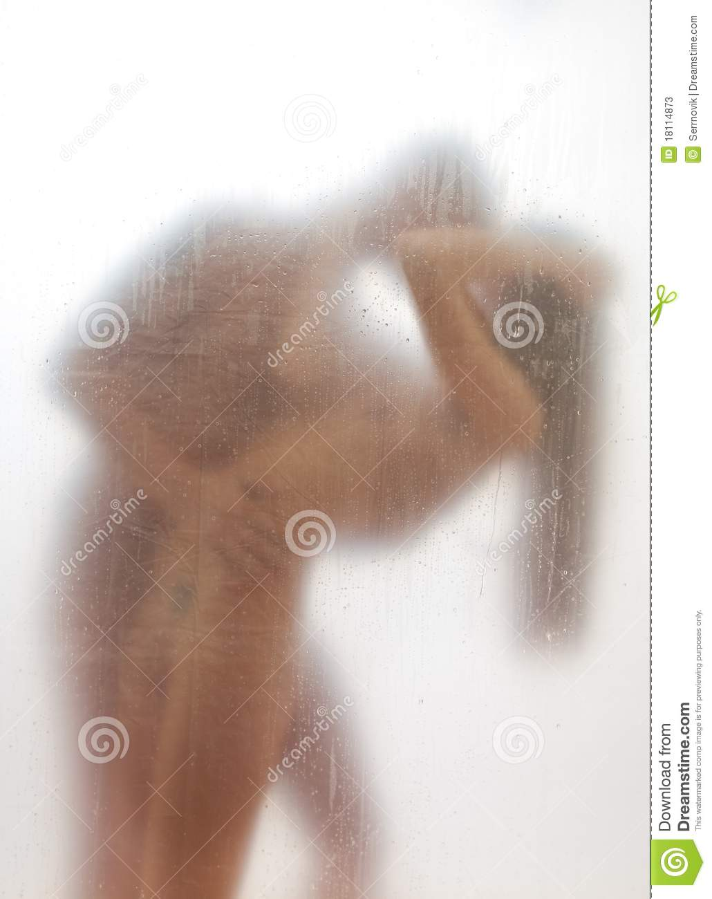 Couple in the shower stock image. Image of hands ...