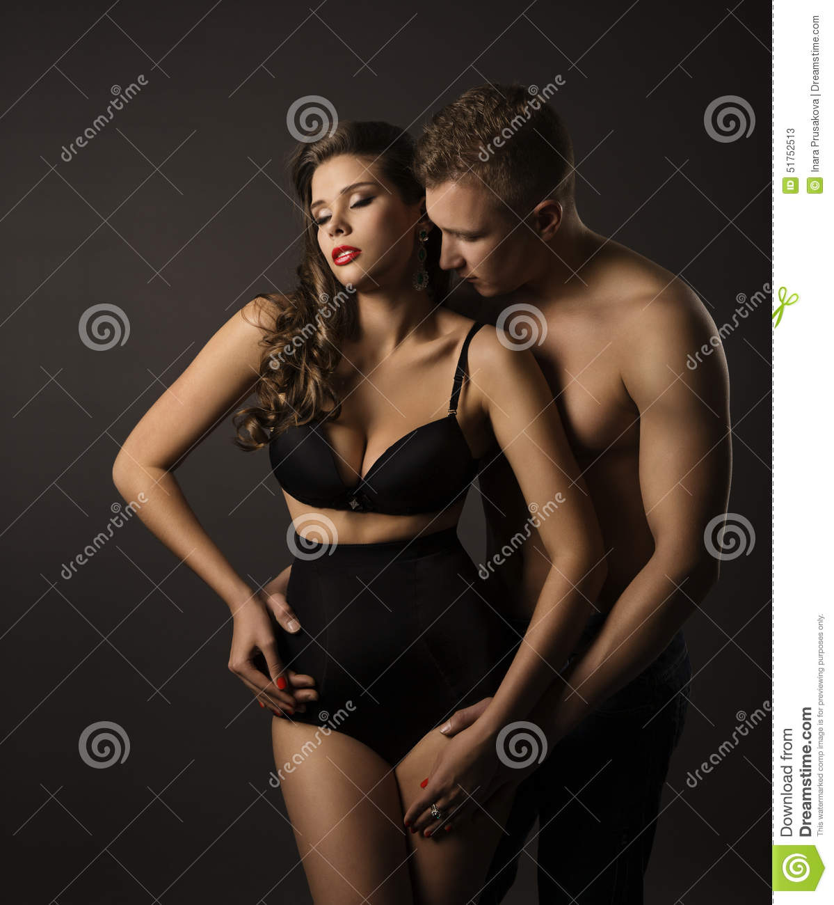 Of model couple sexy photos