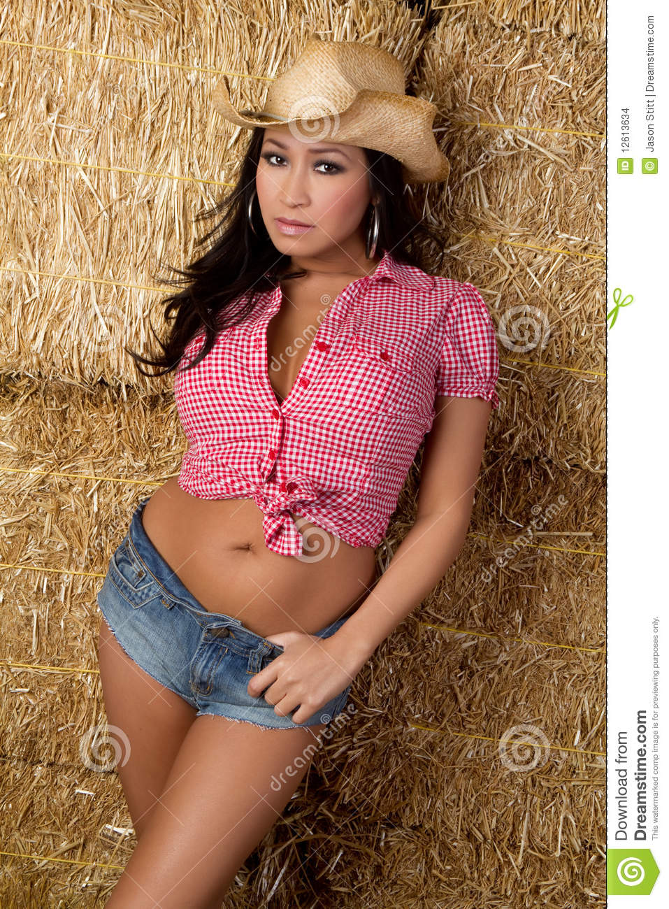 Sexy cowgirl shorts