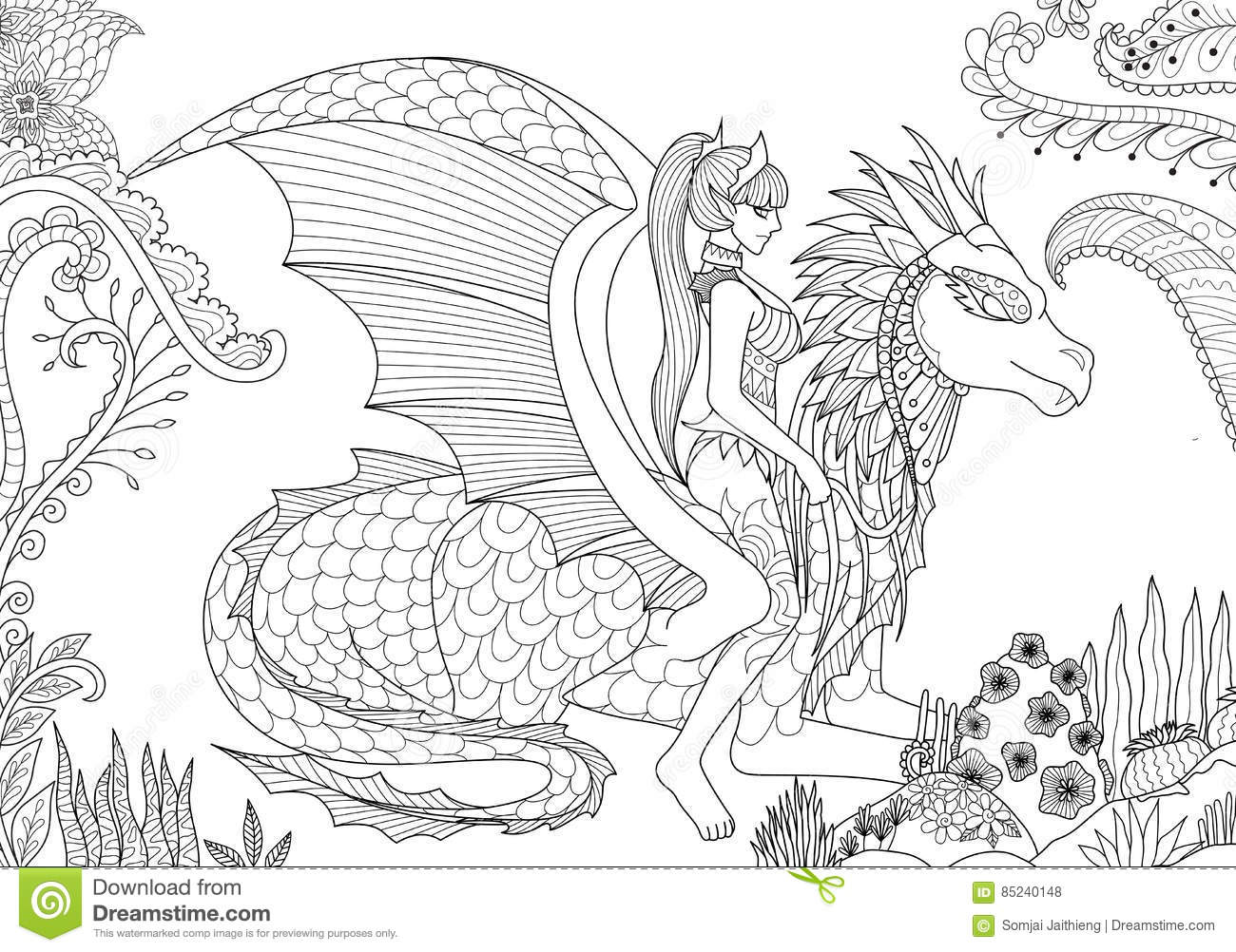 Forist Dragons Coloring Pages. Forist. Best Free Coloring Pages
