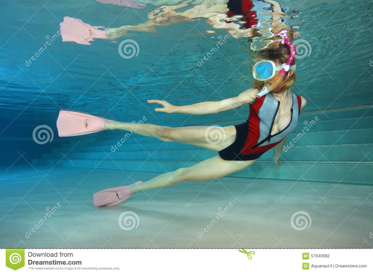 Excellent, agree Scuba diving sexy women