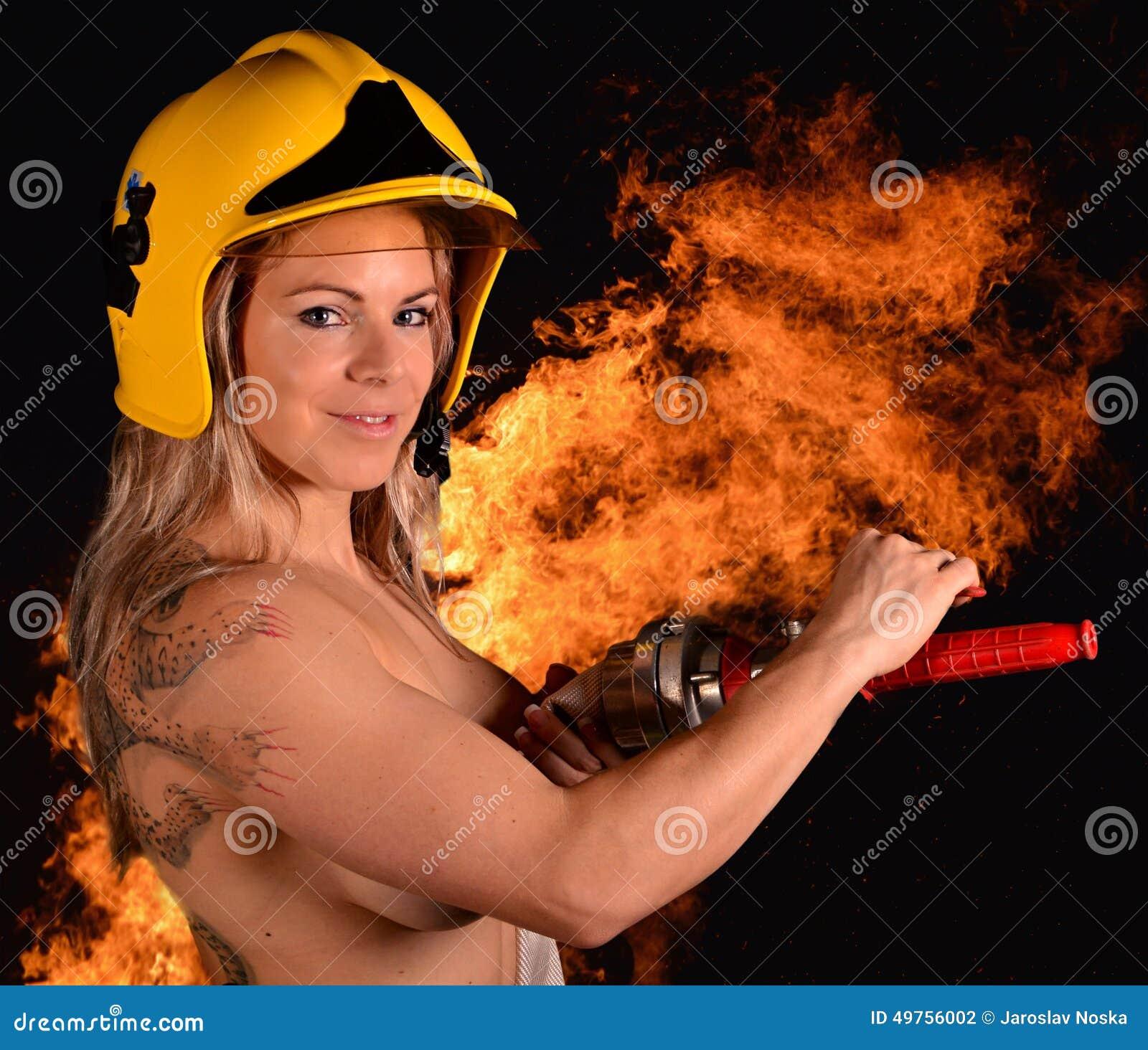 sexy-girl-pics-in-fire-gear-adriene-barbeau-nude-pics