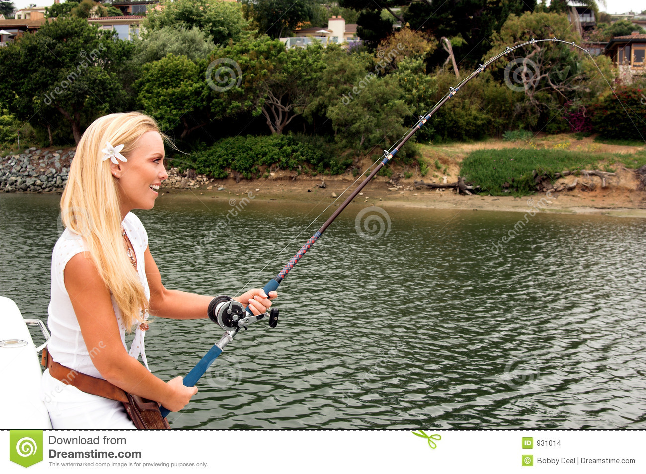 Sexy fisherman stock images image 931014 for Women who fish