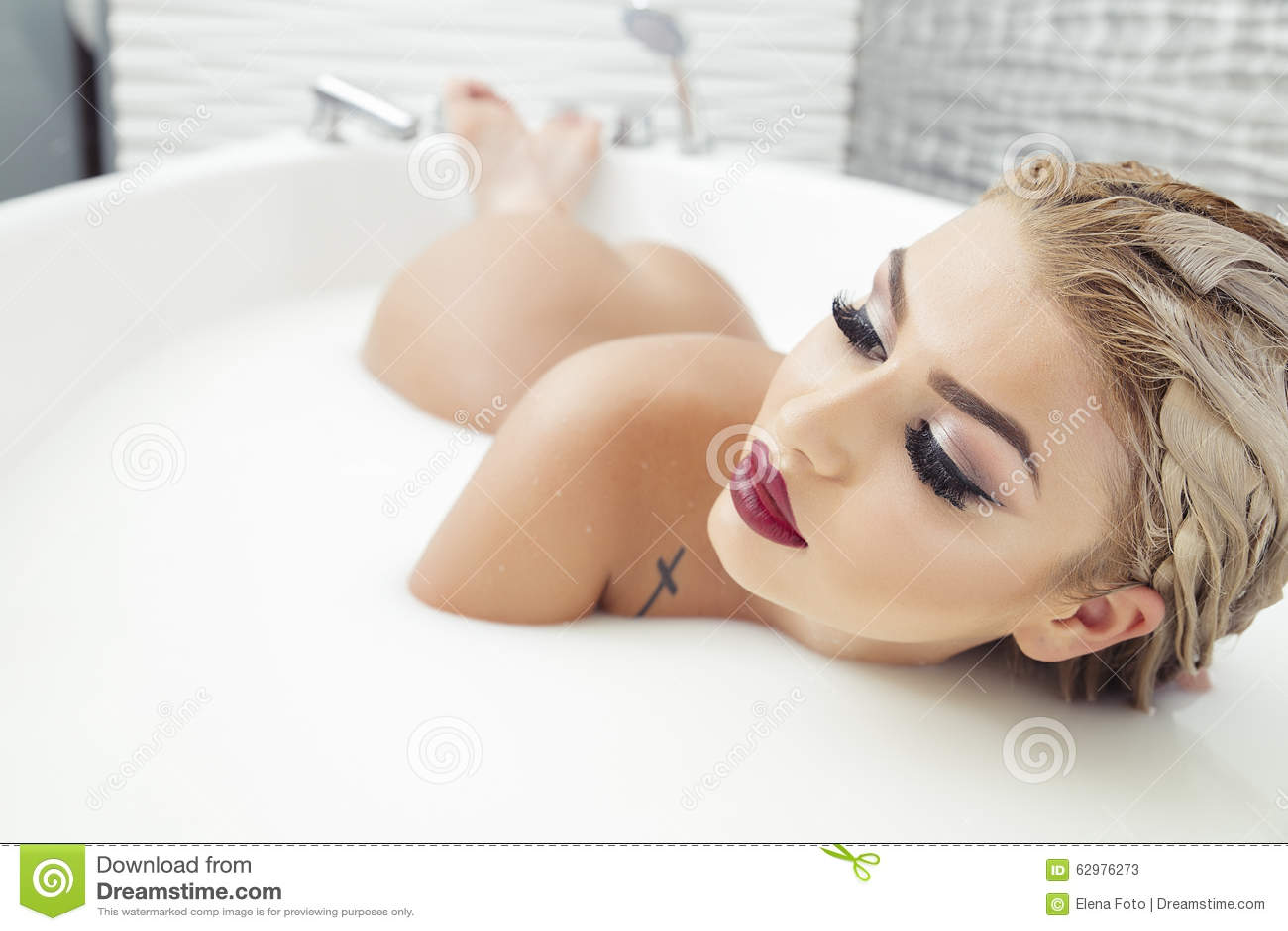 Badewanne Sexy