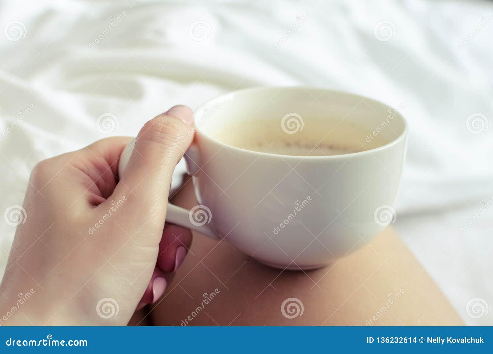 Guten morgen sexy kaffee