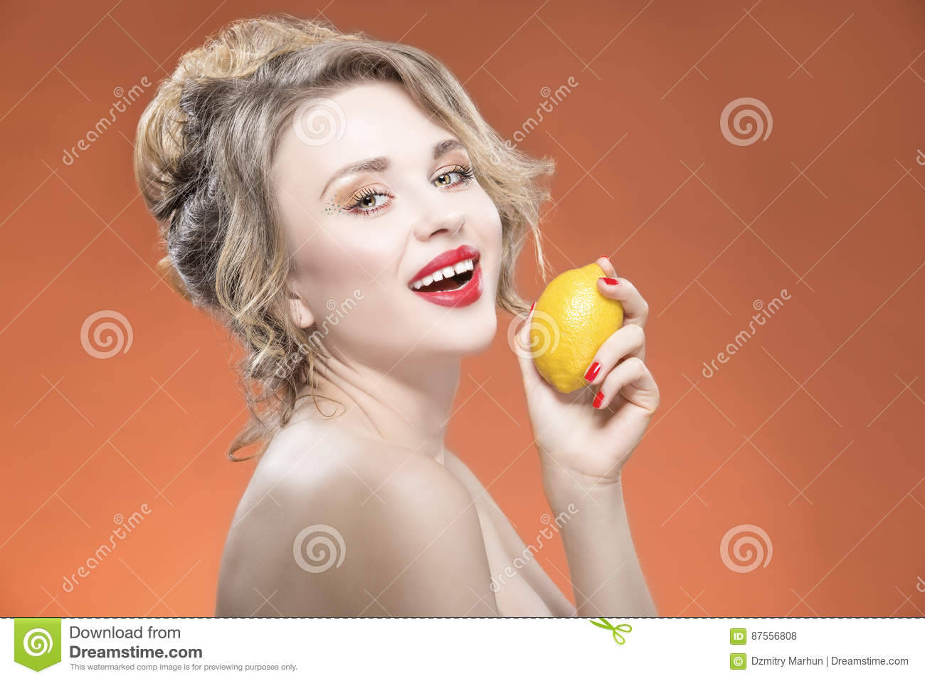 Yes What Fruit look like naked girl very much