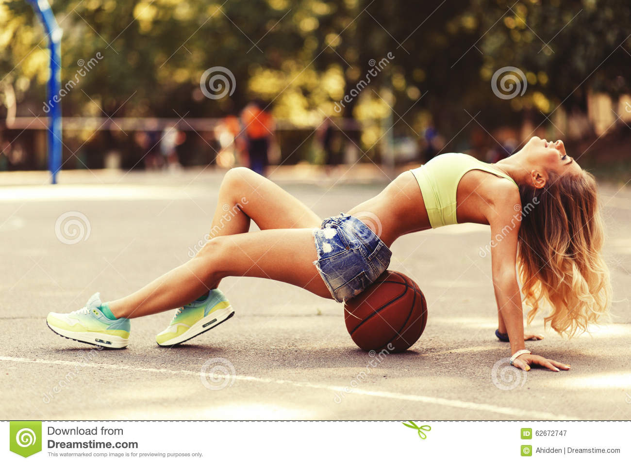 girls Sexy tumblr basketball