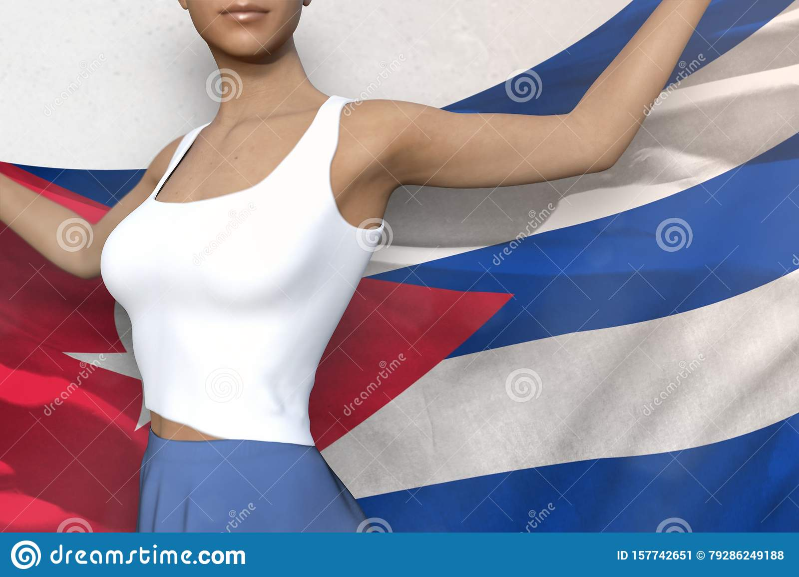 Women sexy cuban Hot and