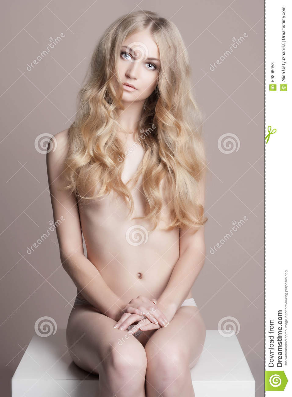 long hair babes naked