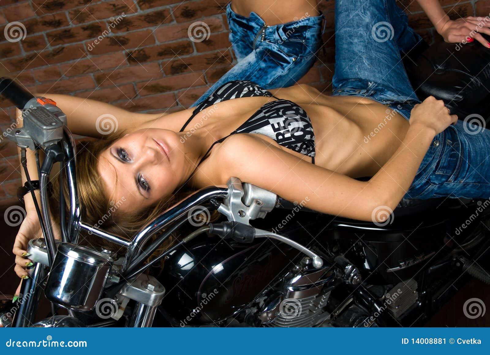 Facebook Mumbaisexgirl Girlfriend Riding Motorcycle Naked