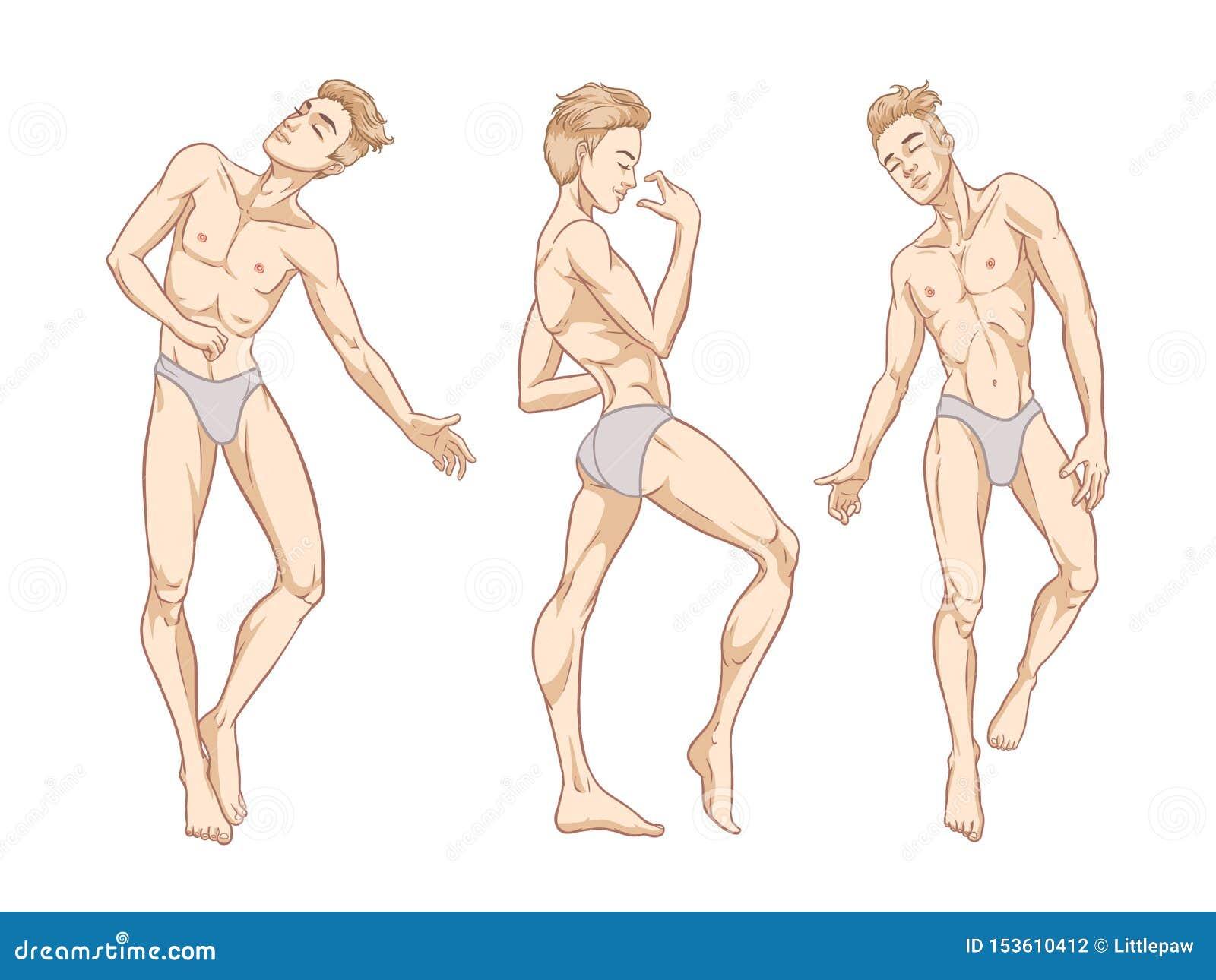 Gay boy stripper