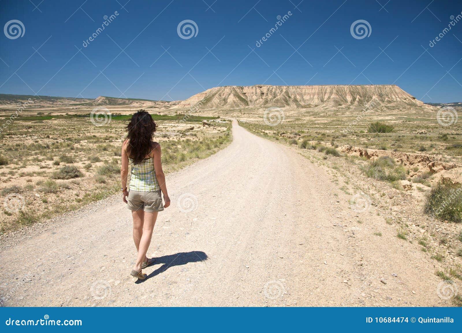 Women nude desert hiking phrase