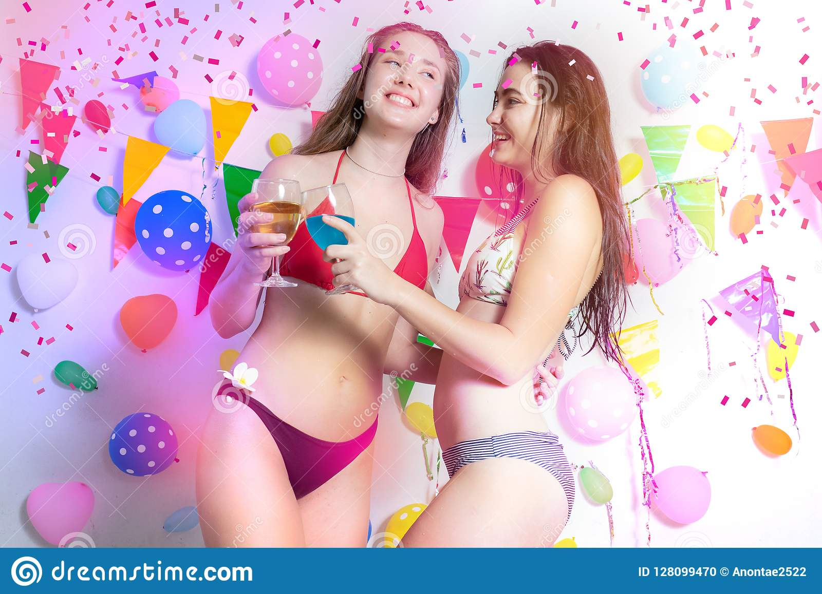sexy girl party