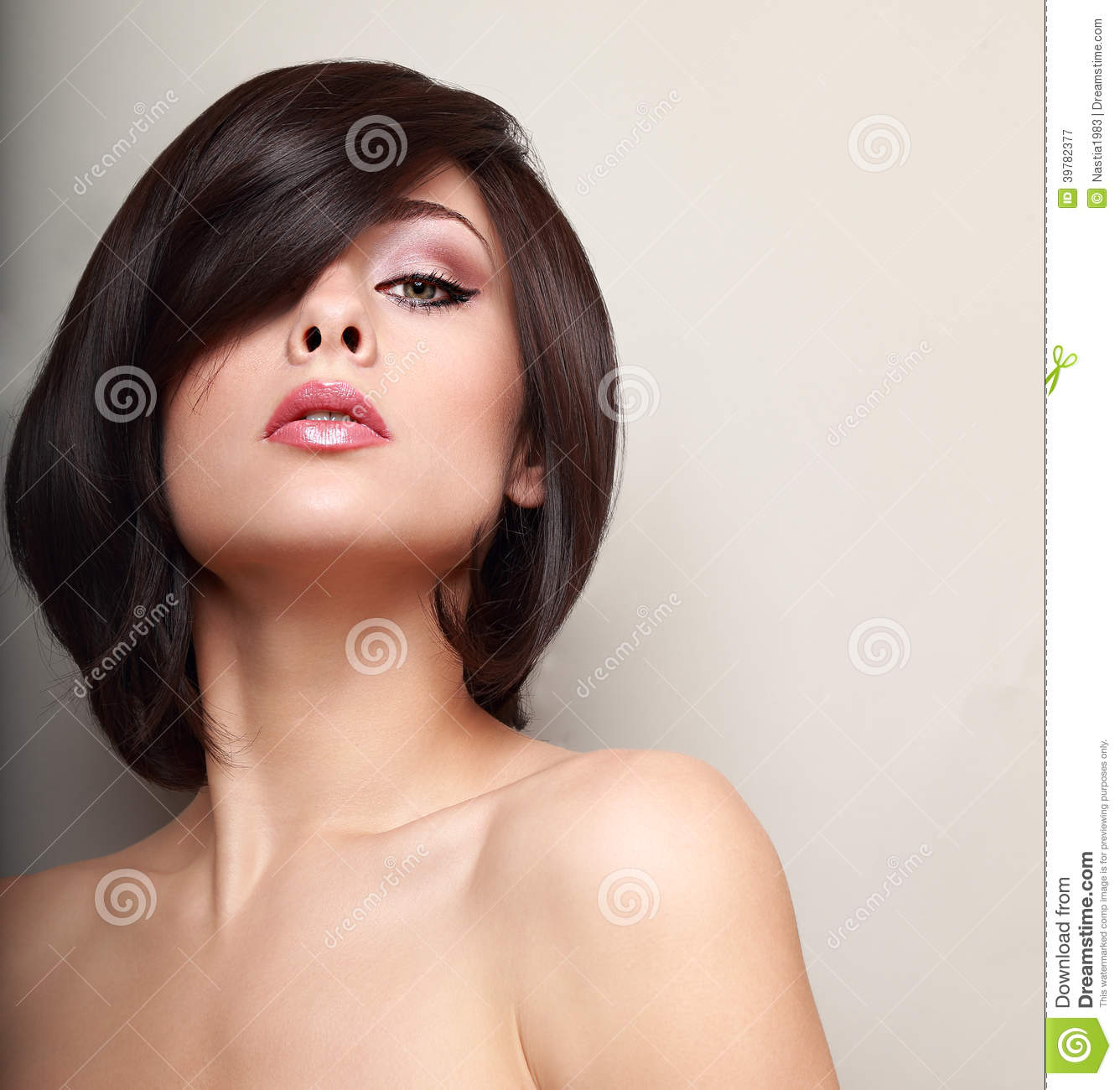 sexy style woman Hair