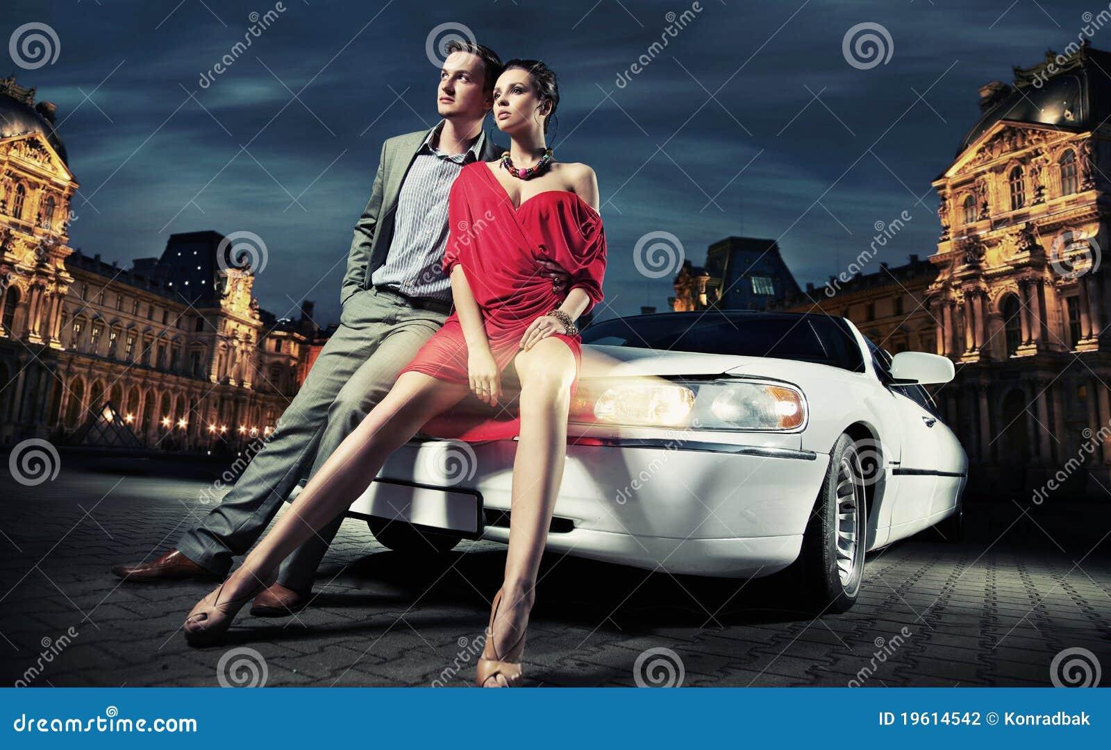 Sexy jong paar