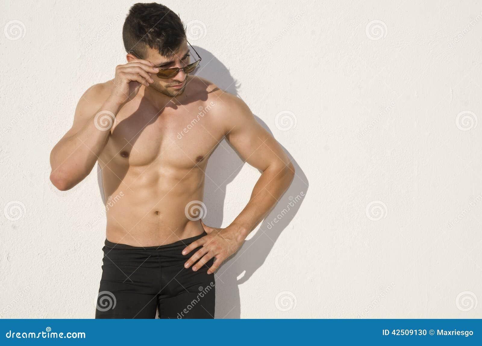Sexy Kerl Bildschirmschoner