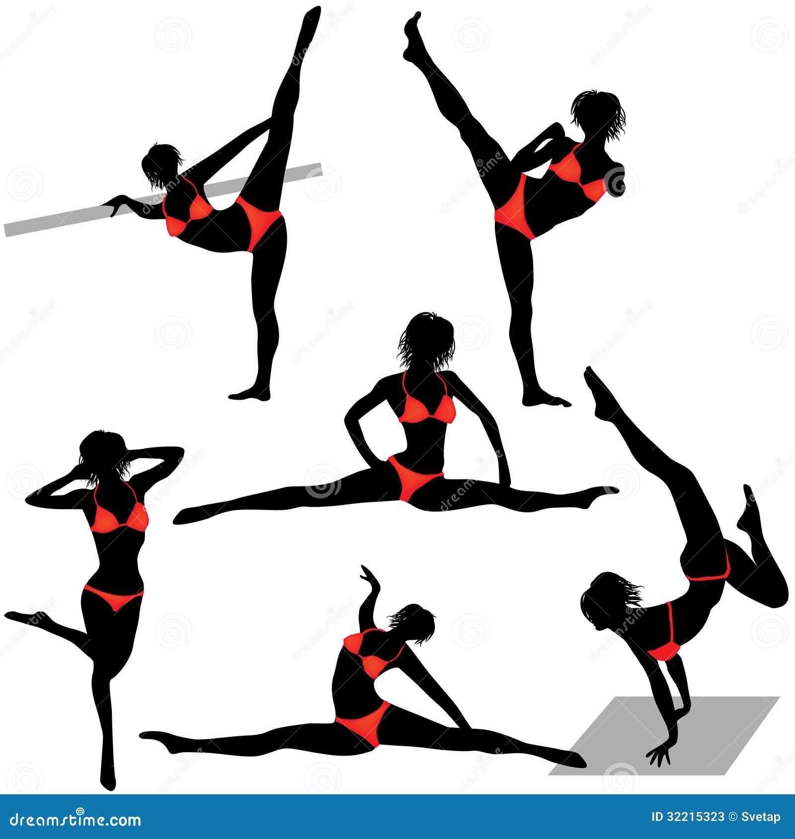 Meditation stretching video