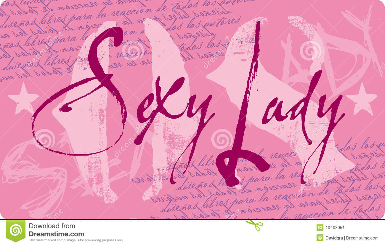 lady design stock vector  image of beauty  original  artwork