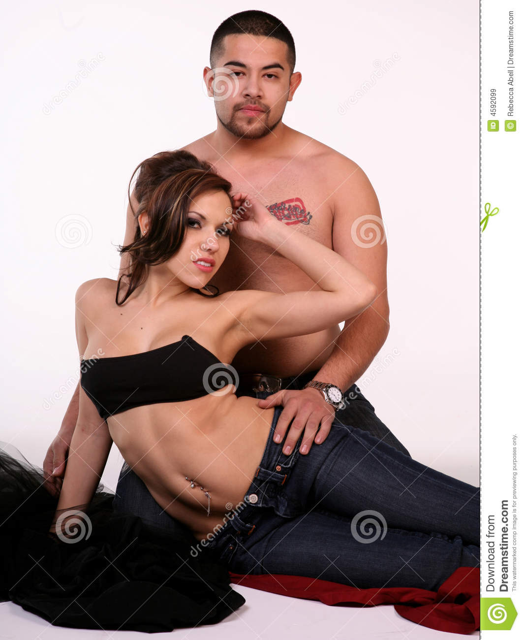 Latin Couple
