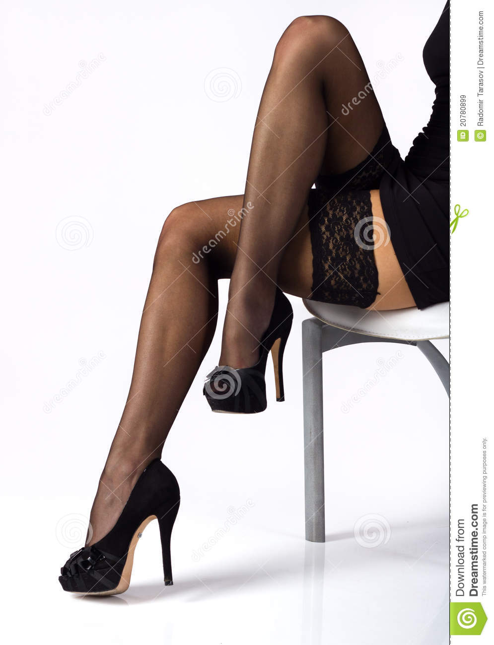 Site theme Sexy legs black stockings