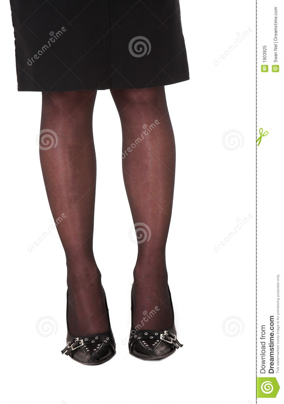 Sexy Legs Of A Businesswoman Royalty Free Stock Photo - Image: 1903925