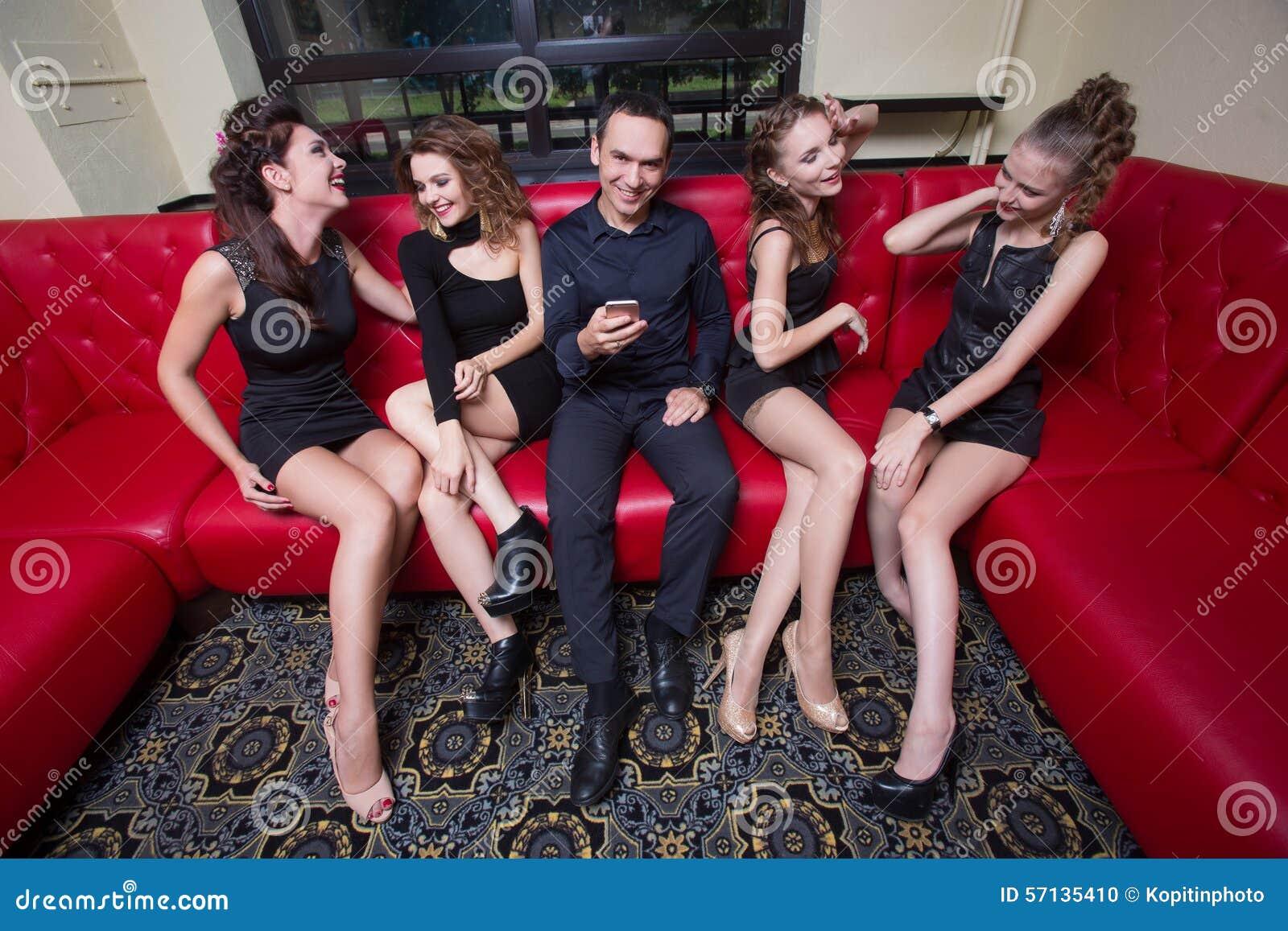 LOUISA: Women wanting fun
