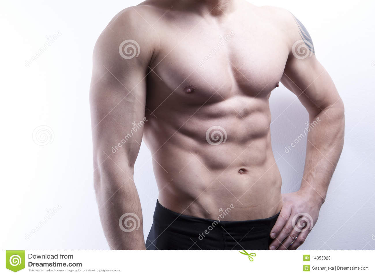 Six Pack Stock Photo - Download Image Now - iStock