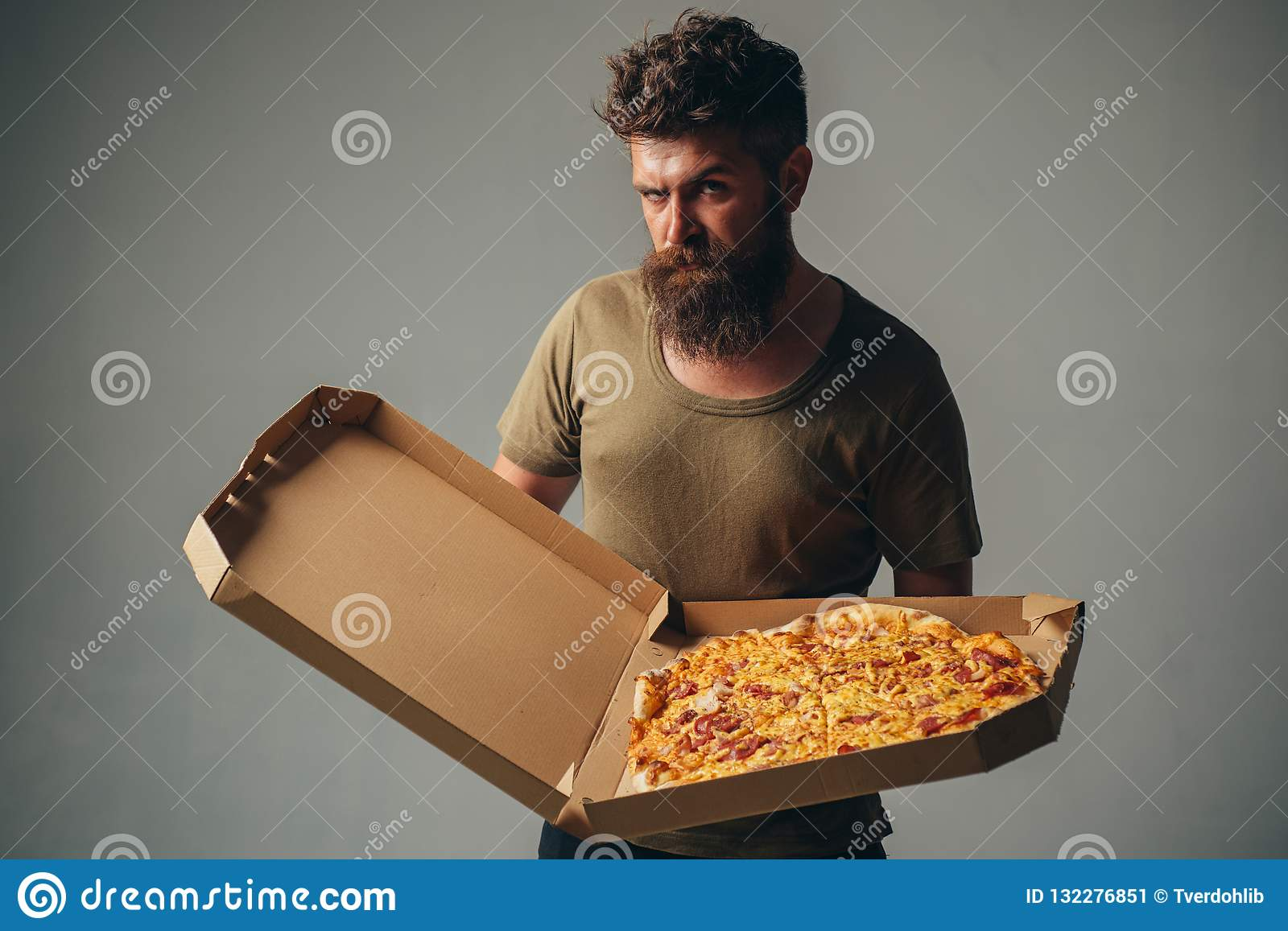 Gay pizza delivery