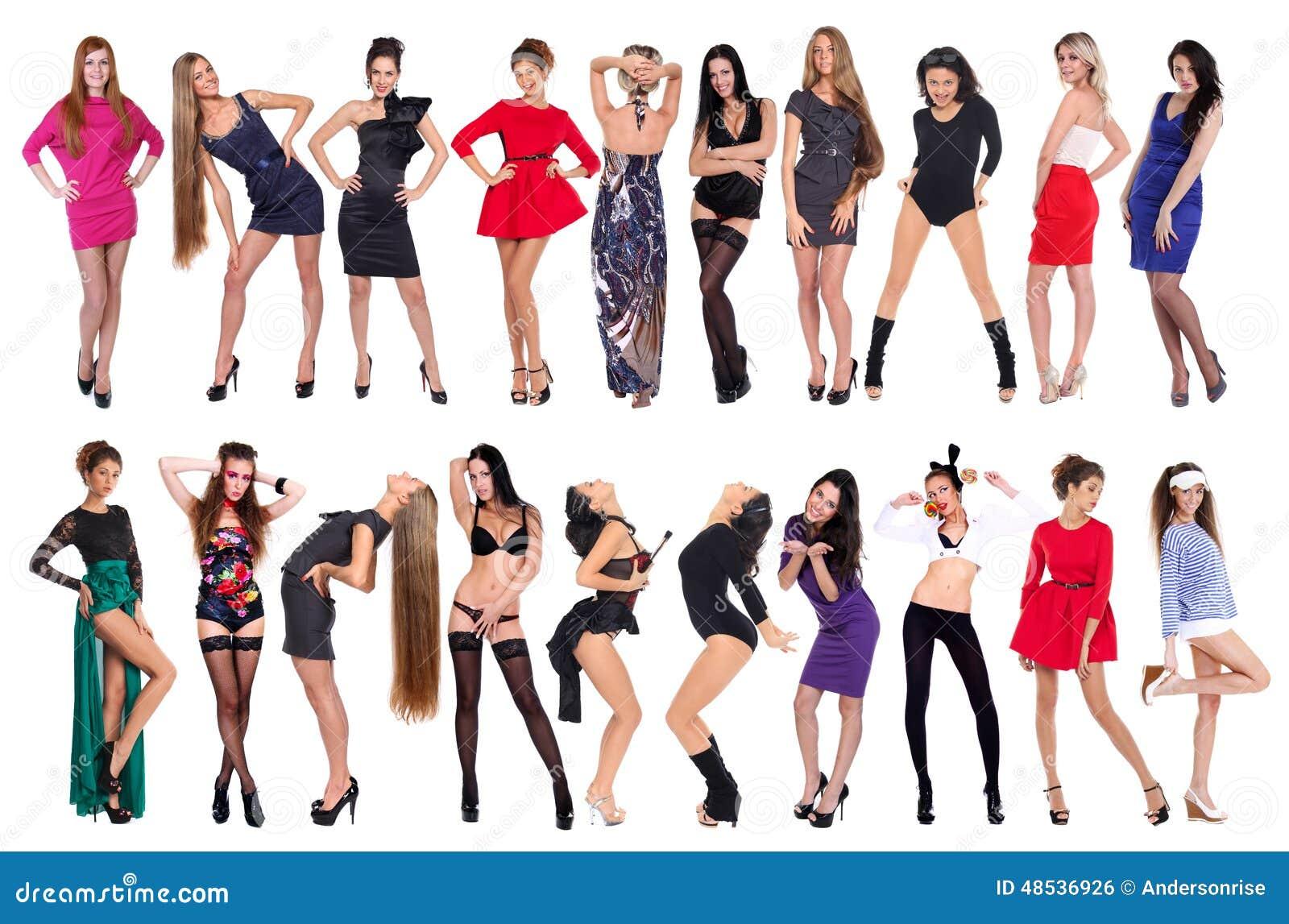 Sexy 20 Modelle