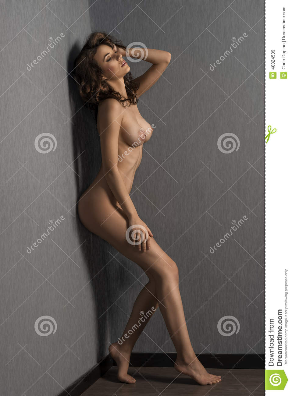 Women Having Sex Concrete Wall 73