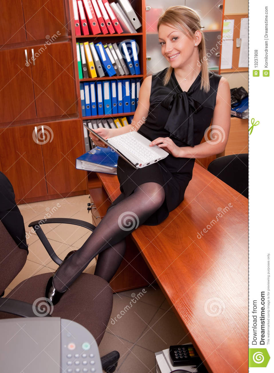 Office Worker Royalty Free Stock Photos Image 13237808