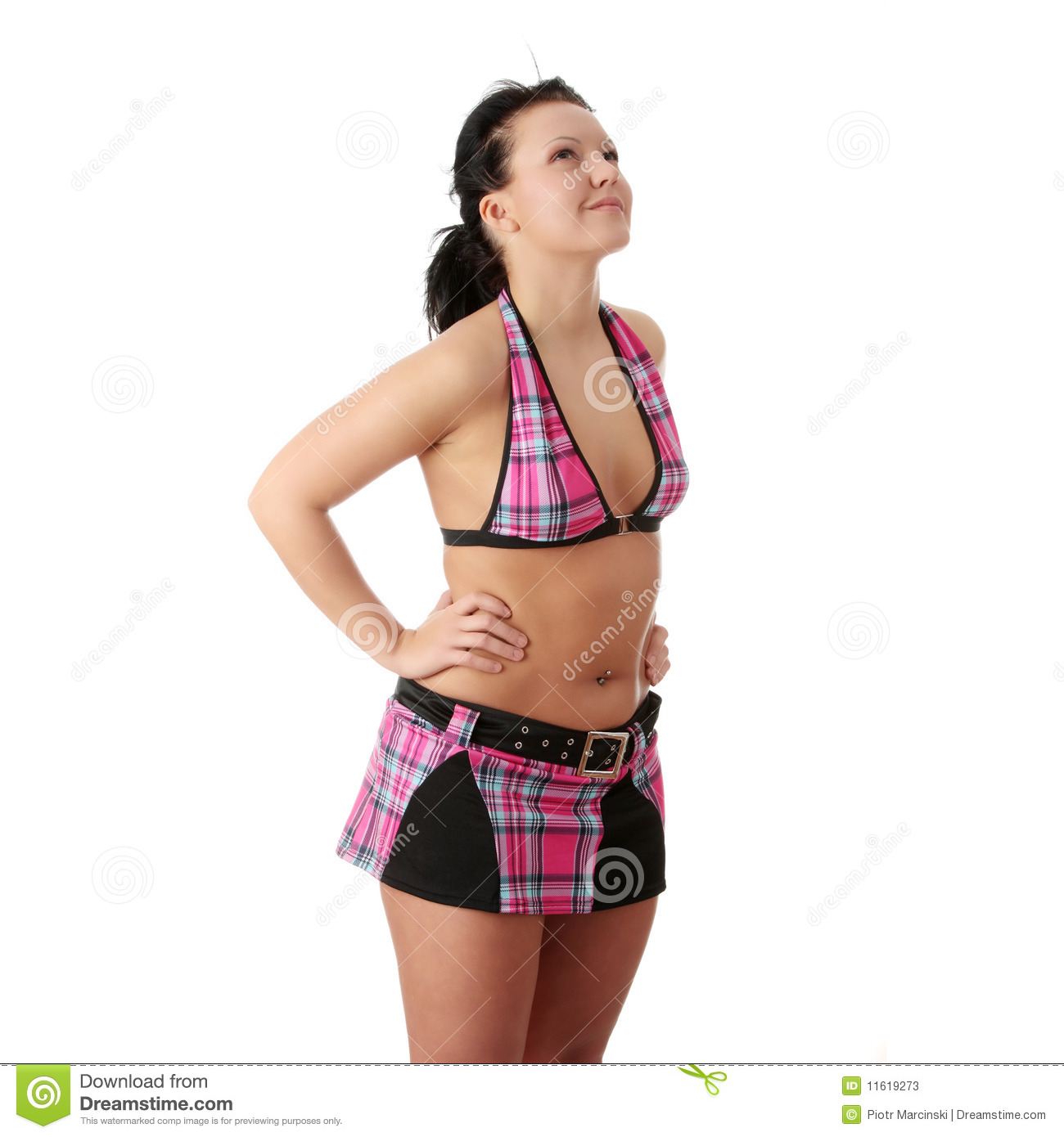 Beauty Contest Only for Overweight Women