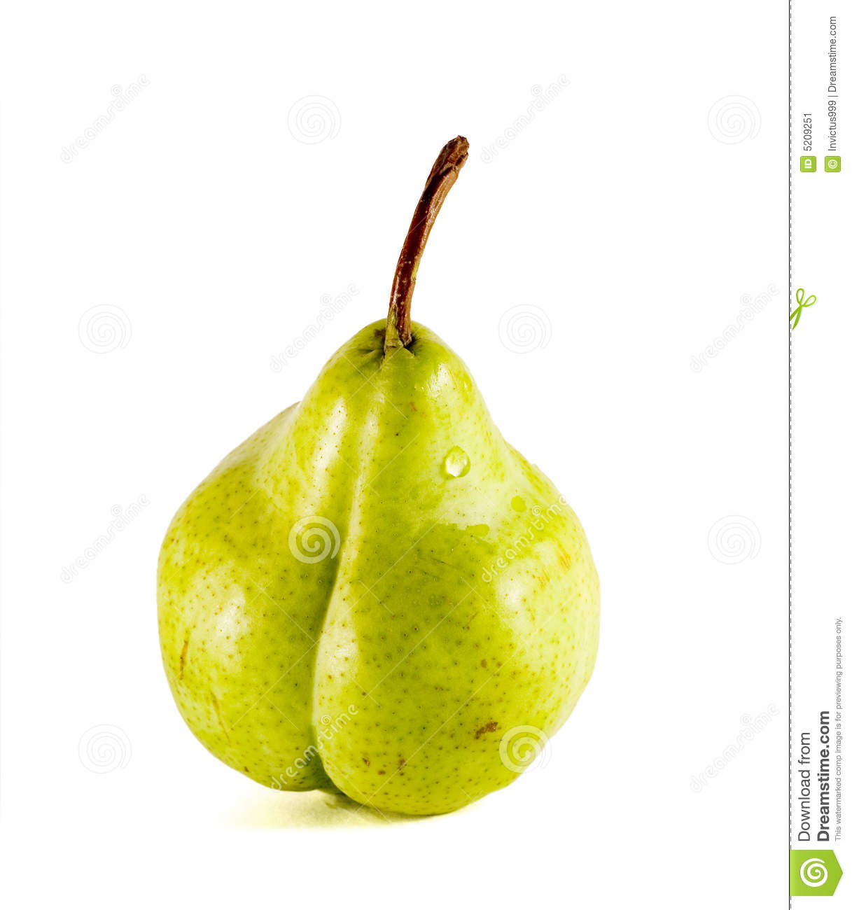 how to tell if a bartlett pear is ripe