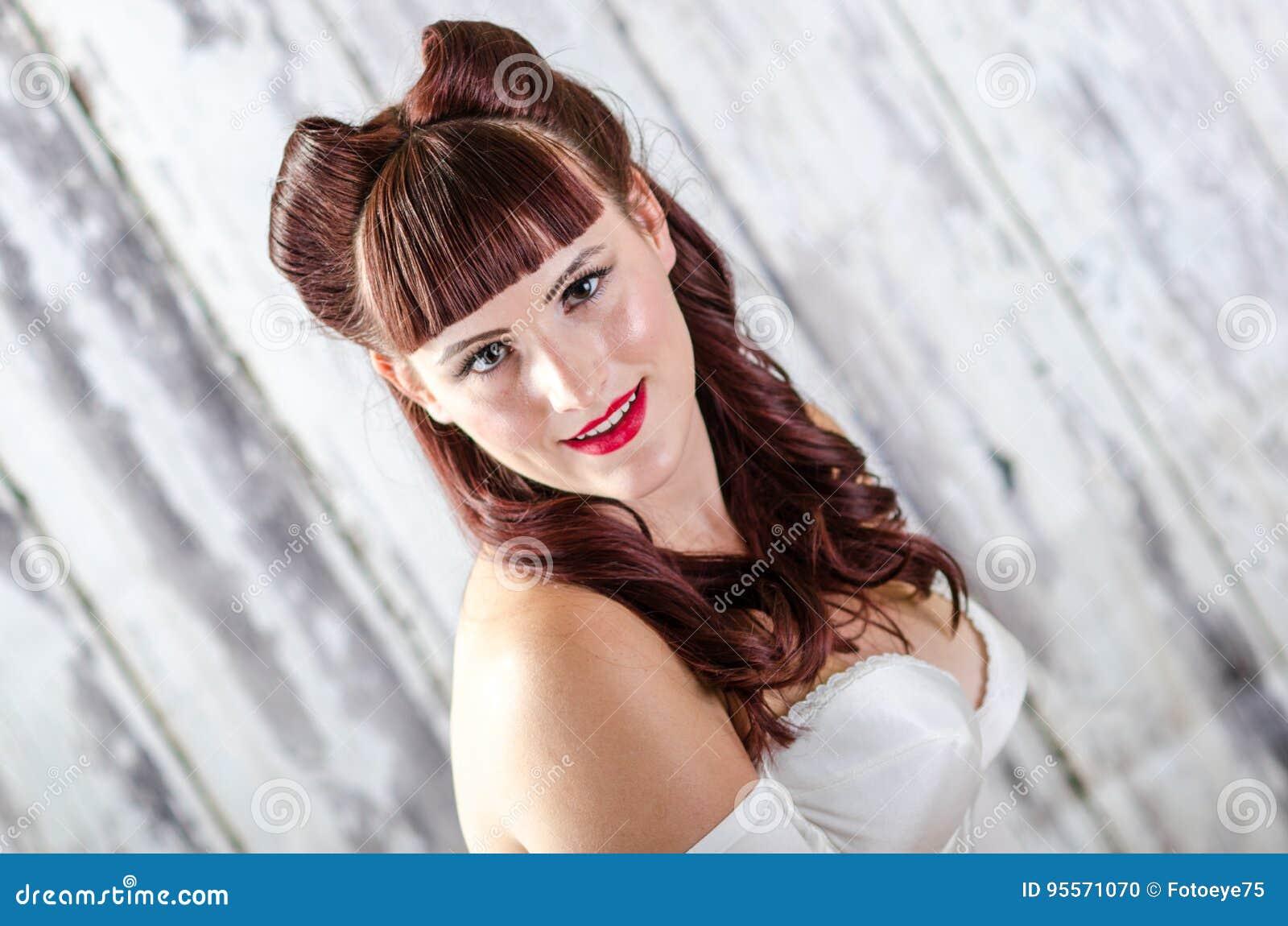 Sexy rothaarige