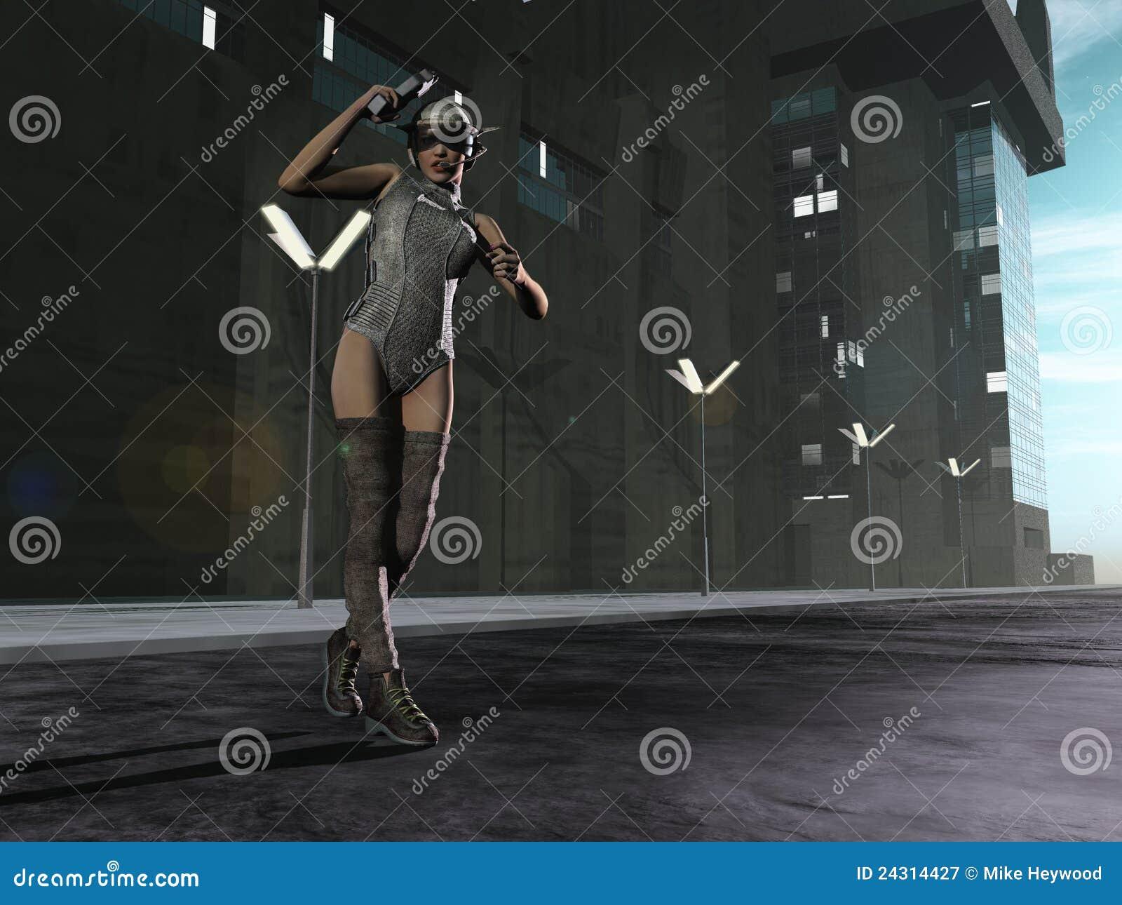 Ebony ass in panties