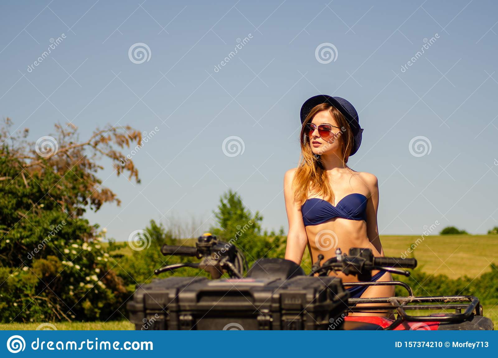 Sexy women on quads images