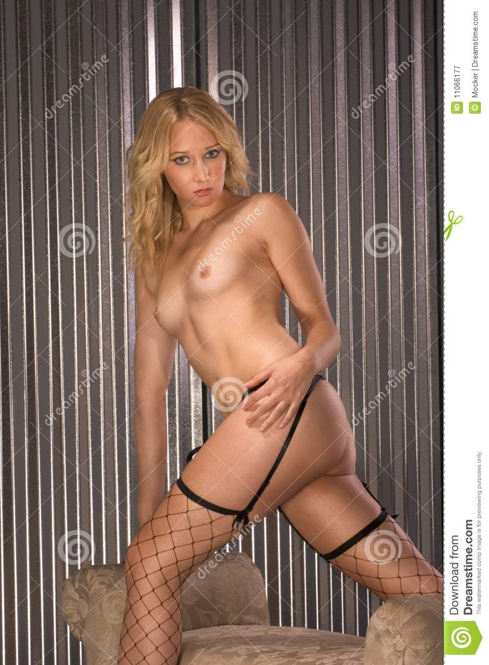 Sexy young stripper