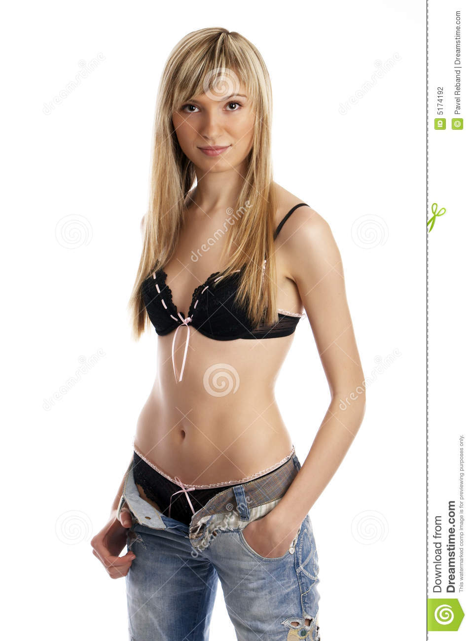 underwear model undressing stock photo. image of looking - 5174192