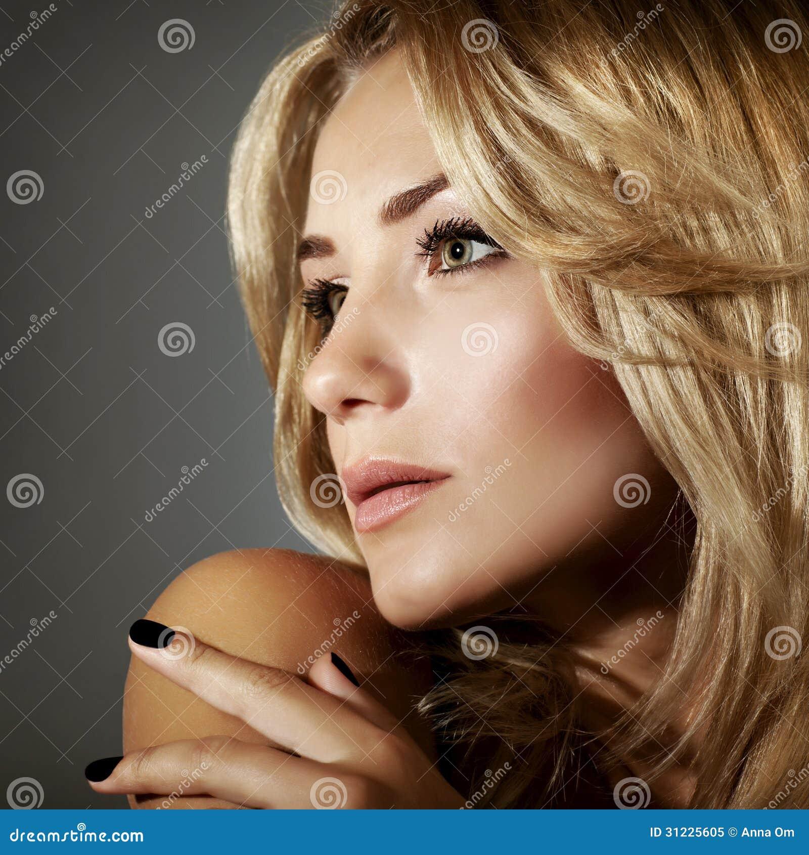 Sexy vrouwenportret