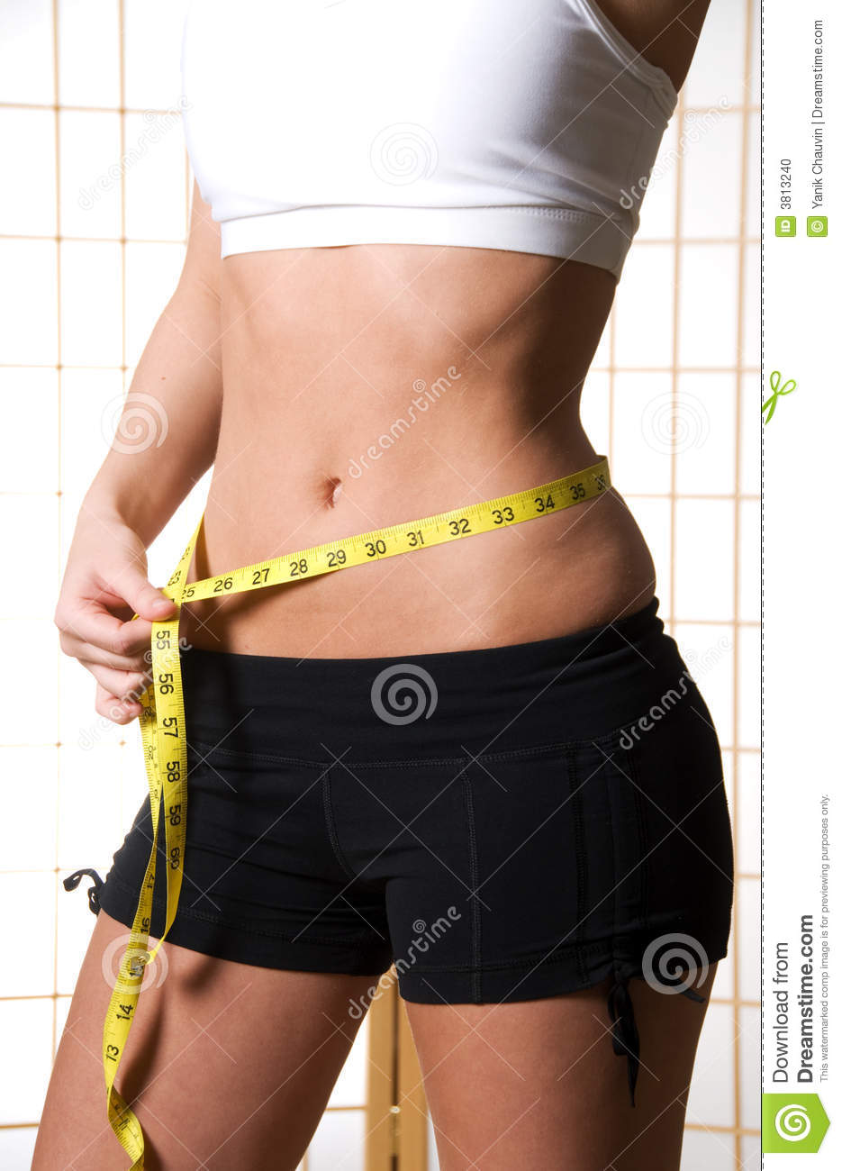 Sexy Waist Stock Photo - Image 3813240-9611